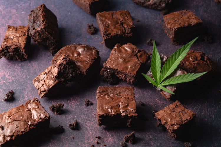 How To Make Cannabis Brownies 2