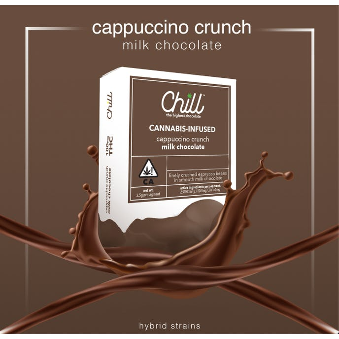 Chill Cappucino Crunch