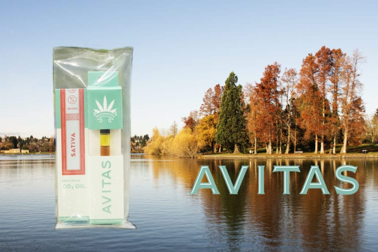 Seattle Cannabis Top Products - Avitas Agriculture - CO2 oil