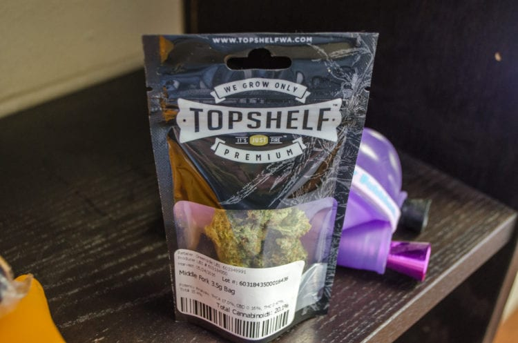 seattles top cannabis products july greenside recreational top shelf wa middle fork
