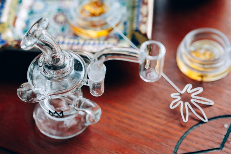 What is Dabbing rig