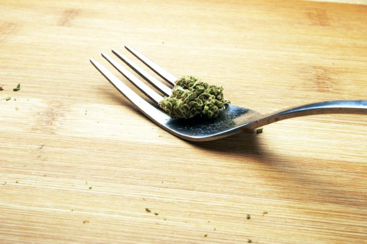 weed edible dosage
