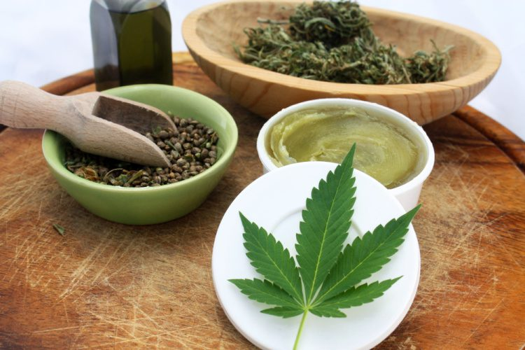 Cannabis topicals 1